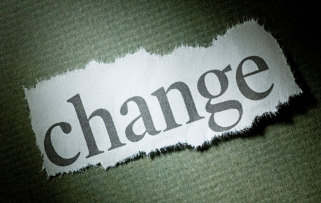 change written on torn paper