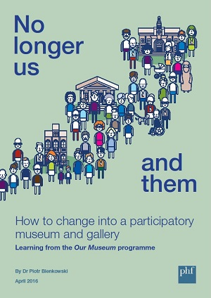 Front cover: Our Museum Report